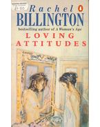 Loving Attitudes - BILLINGTON, RACHEL