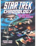 Star Trek Chronology – The History of the Future - OKUDA, MICHAEL – OKUDA, DENISE