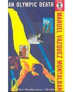 An Olympic Death - Montalban,Manuel Vazquez