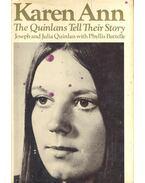 Karen Ann – The Quinlans Tell Their Story - QUINLAN, JOSEPH – QUINLAN, JULIA