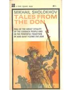 Tales from the Don - SHOLOKHOV, MIKHAIL
