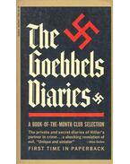 The Goebbels Diaries - LOCHNER, LOUIS P.