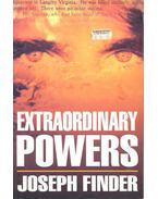 Extraordinary Powers - Finder, Joseph