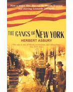The Gangs of New York - ASBURY, HERBERT