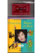 Pinocchio - Robin des Bois - JOBERT, MARLENE