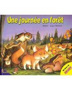 Une journée á la ferme - Un livre en relief - DIEUDONNÉ DELPHINE ET JACQUES