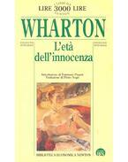 L'eta dell'innocwnza - Wharton, Edith