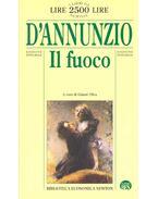 Il fuoco - D'Annunzio, Gabriele