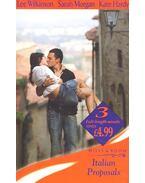 Italian Proposal - WILKINSON, LEE – MORGAN, SARAH – HARDY, KATE