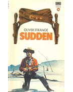 Sudden - STRANGE, OLIVER