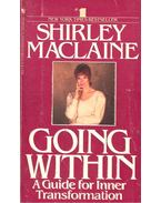 Going Within - SHIRLEY MACLAINE