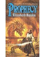 Prophecy - Child of Earth - HAYDON, ELIZABETH
