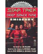 Star Trek – Deep Space Nine – Emissary - DILLARD, J.M.