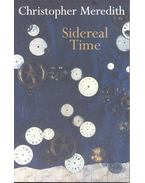 Sidereal Time - MEREDITH, CHRISTOPHER