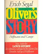 Oliver's Story (német nyelven) - Segal, Erich