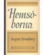 Hemsöborna - Strindberg, August