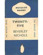 Twentty-Five - Nichols, Beverley