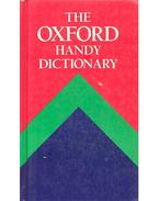 The Oxford Handy Dictionary - F. G. Fowler, H. W. Fowler