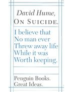 On Suicide - Hume, David