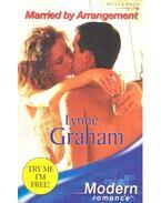 Married by Arrangement - Graham, Lynne