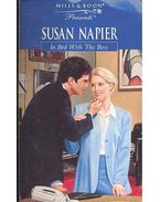 In Bed with the Boss - Napier, Susan