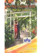 The Heir's Chosen Bride - Lennox, Marion