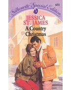 A Country Christmas - ST.JAMES, JESSICA