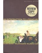 An Introduction to Literature - BARNET, S -BURTO, W. - CAIN, W.E.