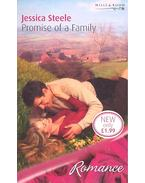 Promise of a Family - Jessica Steele