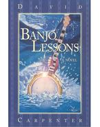 Banjo Lessons - CARPENTER, DAVID