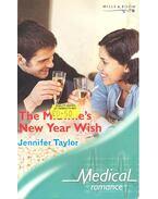 The Midwife's New Year Wish - Taylor,Jennifer