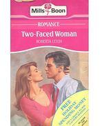 Two-Faced Woman - Leigh, Roberta