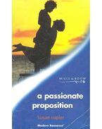 A Passionate Proposition - Napier, Susan