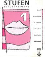 Stufen International 1 – Ungarsiches Arbeitsbuch - VORDERWÜLBECKE, ANNE – VORDERBÜLBECKE, KLAUS