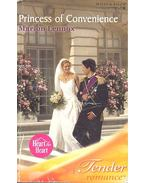 Princess of Convenience - Lennox, Marion