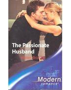 The Passionate Husband - Brooks, Helen