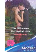 The Billionaire's Marriage Mission - Brooks, Helen