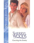Courting the Enemy - Woods, Sherryl