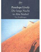Die lange Nacht in Abu Simbel - Penelope Lively