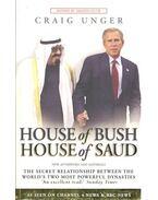 House of Bush House of Saud - UNGER, CRAIG
