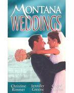Montana Weddings - RIMMER, CHRISTINE – GREENE, JENNIFER – ST.JOHN, CHERYL