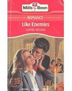 Like Enemies - Weston, Sophie