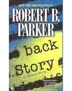 Back Story - Parker, Robert B.