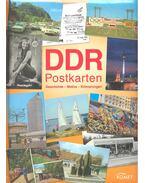 DDR Postkarten – Geschichte-Motive-Erinnerungen - Bernd Lindner