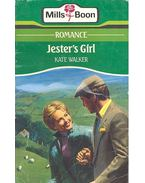 Jester's Girl - Walker, Kate