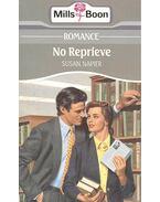 No Reprieve - Napier, Susan
