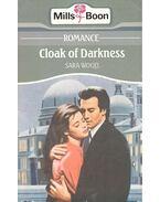 Cloak of Darkness - Wood, Sara