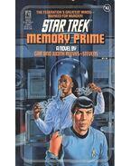 Star Trek – Memory Prime - REEVES-STEVENS, JUDITH, REEVES - STEVENS, GARFIELD