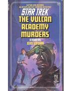 Star Trek – The Vulcan Academy Murders - Lorrah, Jean