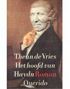 Het hoofd van Haydn - Vries, Theun de